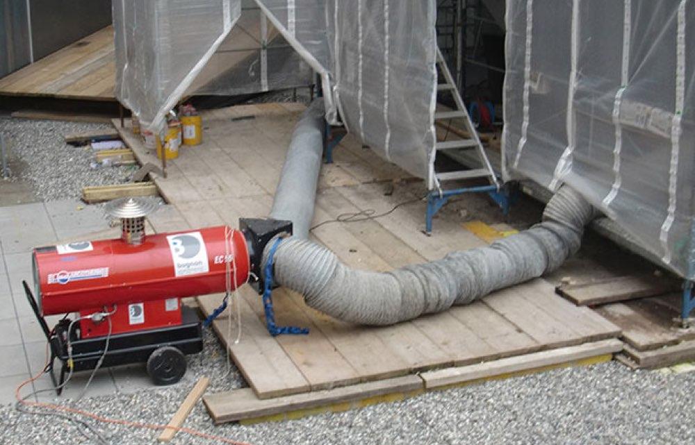 Chaudière à mazout 55 kW